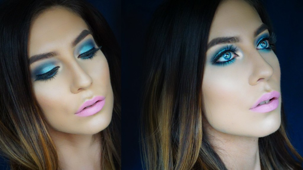 Disco Eye Make-up