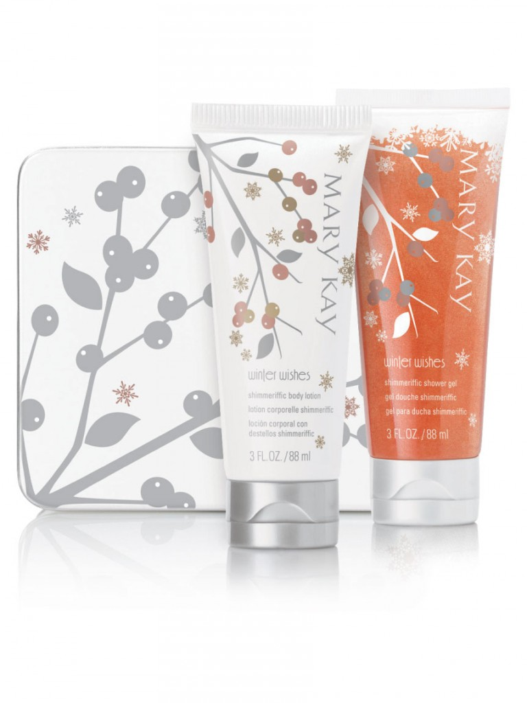 Mary Kay Gift Winter Wishes™ Shimmeriffic®