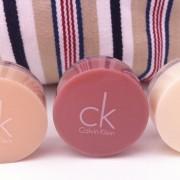 Tempting Glimmer Sheer Cream Eyeshadows from Calvin Klein