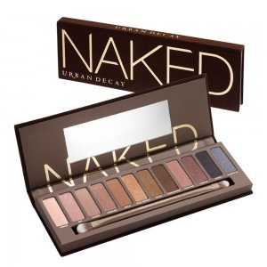 Urban Decay eye shadow Naked Palettes