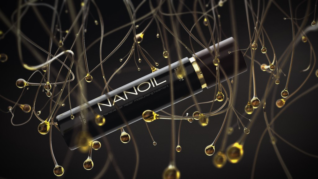 nanoil - hair oil