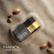 nanoil argan hair mask
